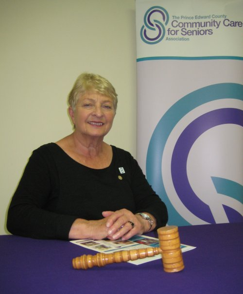 Barbara Proctor, President & Chair of the Board